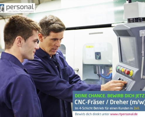 CNC-Fräse Bedienung
